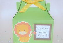 Recuerdos y detalles para Baby Shower