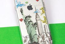 capa de celular da Apple