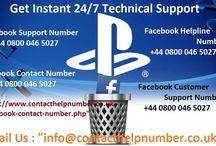 Facebook Support Number