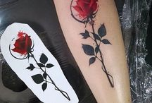Roses tattoo ideas