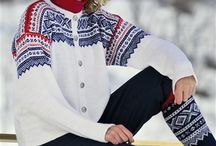 Scandinavian sweaters