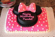 Minnie Mouse Bday Ideas / by Michelle Surabian