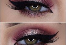 Make-up tutorials/looks