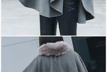 winter cloaks