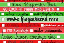Christmas Treats/Crafts