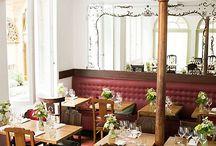 Hip Coffee Shop and Restaurant Design