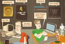Geek! / by Jamie Atkinson