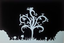 My papercuttings / These are some examples of my work, hope you enjoy them :)