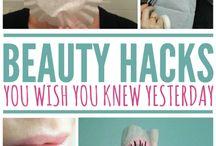 Beauty hacks
