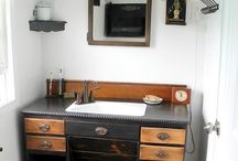 Home - remodel ideas / by MacSuds Soap Company
