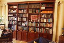 A British bookcase with a secret door / There doesn't seem to be many of these fascinating creations on the internet from the uk, plenty from the USA so I thought i'd put a few on here that I made