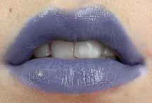 smoky amethyst lipcolours / by The Love of Colour