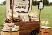 Nunta - popcorn