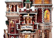 Christmas Village Wishlist