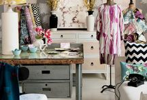 Work Spaces / Work Spaces and Home Offices   Interior Design / by harlow monroe boutique
