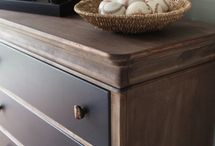 Restain Revamp Furniture Ideas