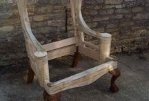 Židle - bydlení