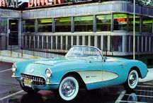 Some of my favourite classic cars / In my opinion, very cool vintage vehicles