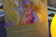 Weekly Angel-Tarot messages / Each week, look into the energy of the days ahead and what the angels and tarot cards have to offer to bring you inspiration.