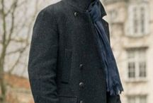 The Sherlock Holmes Overcoat as worn by Benedict Cumberbatch / Book yourself an appointment today to be sartorially inspired!