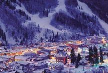Snow places / Places to ski
