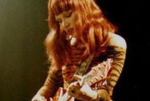 Poison Ivy Rorschach / La crème from The Cramps