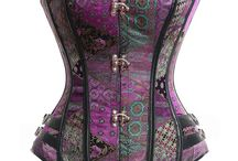 Steam Punk Corsets / Steel bone steel punk by CorsetSA, now available in size S - 7XL. Visit our website for prices and more products - www.corsetsa.co.za #corsetsa #steampunk #corsets