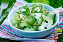 50 recettes des concombres