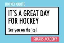 Hockey Quotes / Famous, funny, inspirational, and motivational hockey quotes.