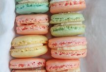 Fav. Recipes - Macarons / by Birch & Fig by Kimberly Malisee