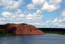 Along the Mesabi Iron Range / Photos of the beautiful Mesabi Iron Range in Minnesota.