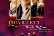Quartet (2012) / At a home for retired musicians, the annual concert to celebrate Verdi's birthday is disrupted by the arrival of Jean, an eternal diva and the former wife of one of the residents.
