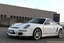 Porsche Carrera allestimento gt3 rs 4.0 / WWW.CARPOINTMILANO.COM
