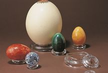 Faberge and Decorative Eggs / Collectible Faberge and decorative eggs