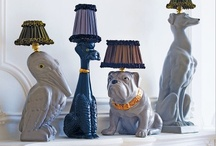 WILD LIVING / Quirky, animal inspired home decor ideas.