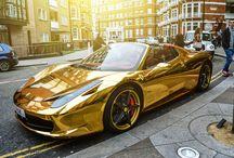 altın Ferrari