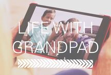 Life with GrandPad / Testimonials of our dearly beloved grandPad users sharing how grandpad has improve their lives and help them reconnect with their family and friends!