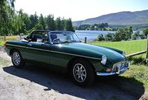 Self Hire an Iconic Sports Car !