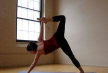 Yoga / by Emily Renfrow