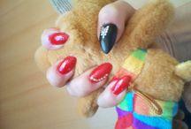 moje pomysły (My nail design ideas) / pomysły na paznokcie inspirowane Wami