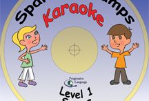 There's no better way to show you know a song then to sing the karaoke version! Your kids will love these Spanish songs