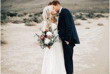 INSPO // Desert Bride
