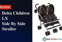 Delta Children LX Side By Side Stroller Review