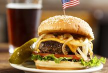 Burgers 101 / Everything you need to know about Hamburgers from Burger history to grilling tips and more.