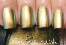 Creative Nail Design (CND) Nail Polish Swatches