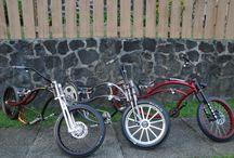 choper bike's