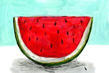 Watermelon (Illustration)