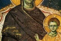 Iconografie bizantină Athos