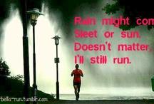 Running / by Penny Hernandez-Lee