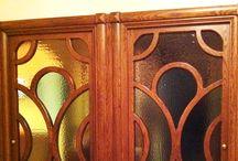 Porte in legno a Roma e Castelli Romani / Pubblichiamo alcune immagini dei lavori di falegnameria, porte in legno per l'appunto, realizzati nel corso di tanti anni di lavoro.